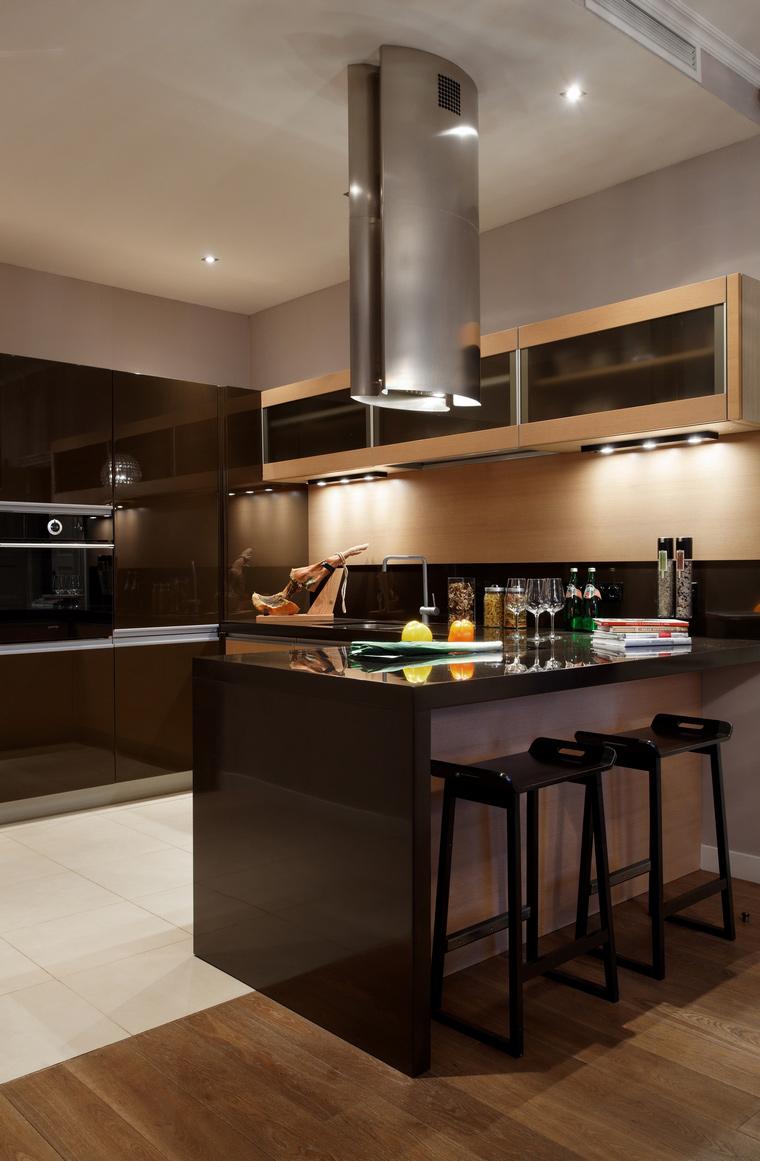 Квартира. кухня из проекта , фото №53137