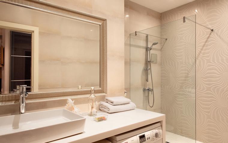 Квартира. ванная из проекта , фото №53143