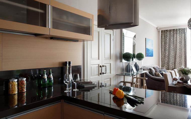 Квартира. кухня из проекта , фото №53135