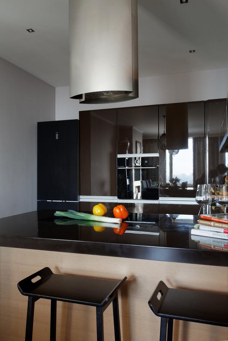Квартира. кухня из проекта , фото №53136