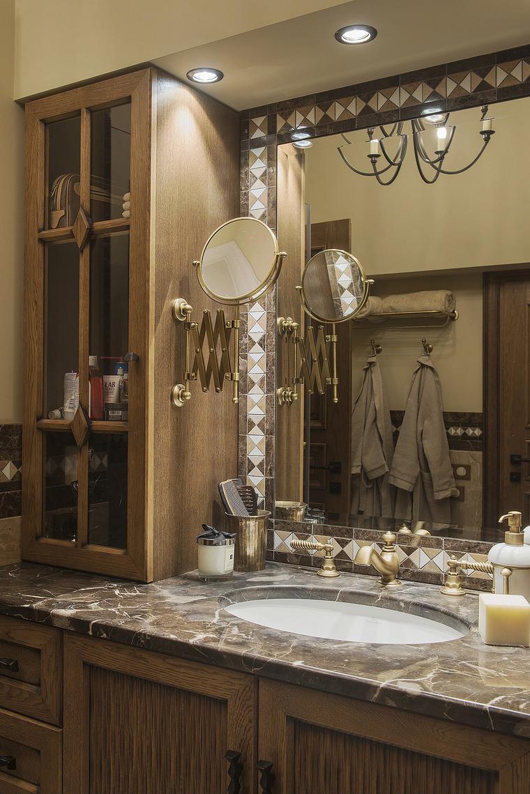 Фото № 53156 ванная  Квартира