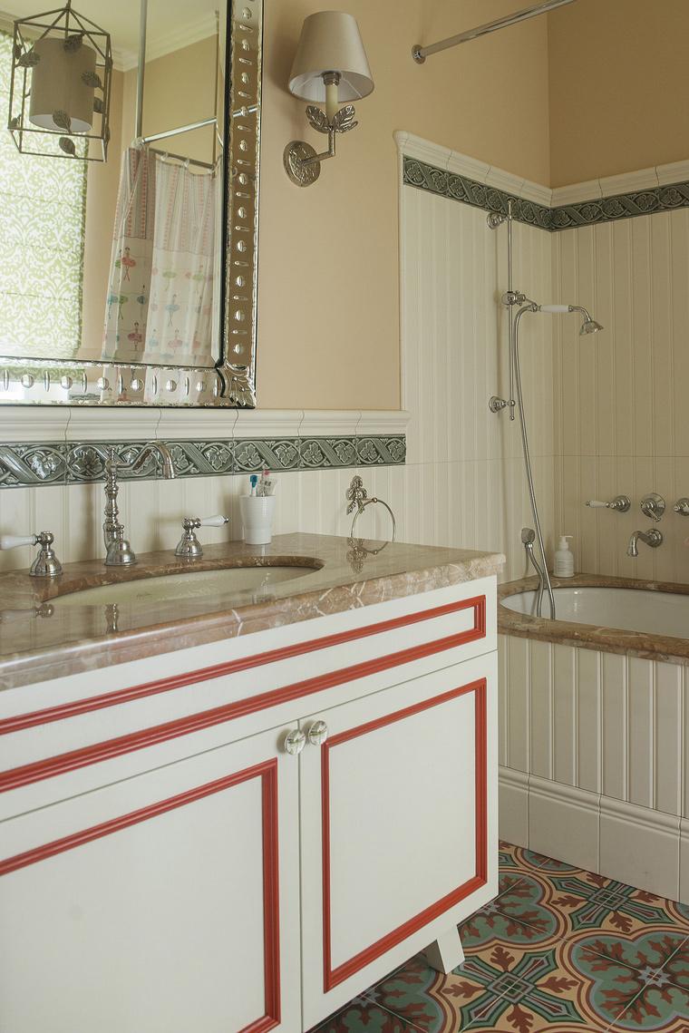 Фото № 53162 ванная  Квартира