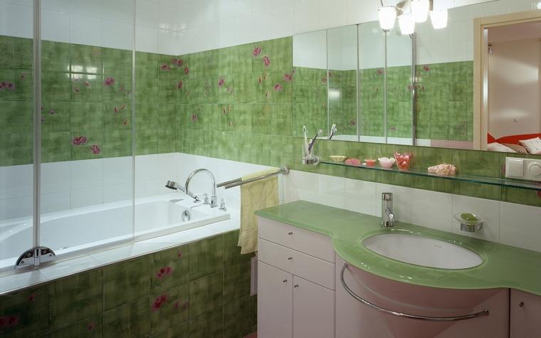 интерьер ванной - фото № 53177