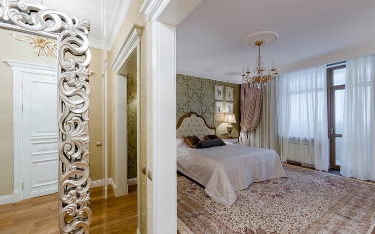 Фото № 53184 спальня  Квартира