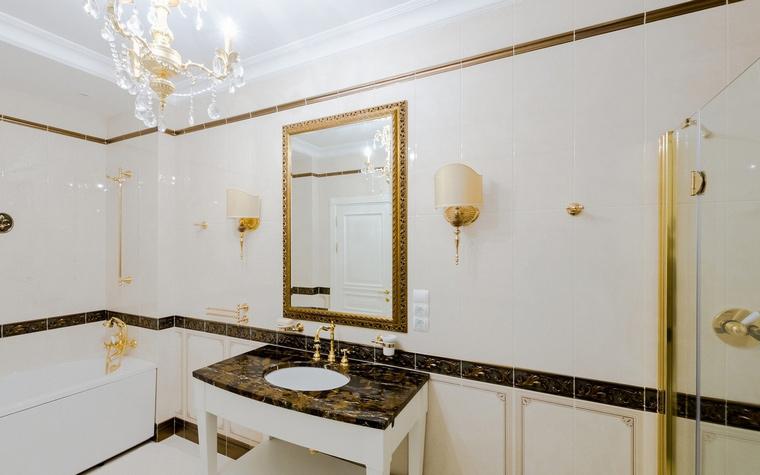 Фото № 53195 ванная  Квартира