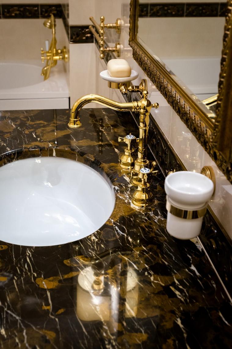 Фото № 53196 ванная  Квартира