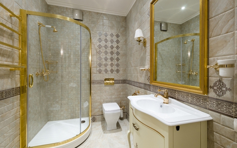 интерьер ванной - фото № 53198