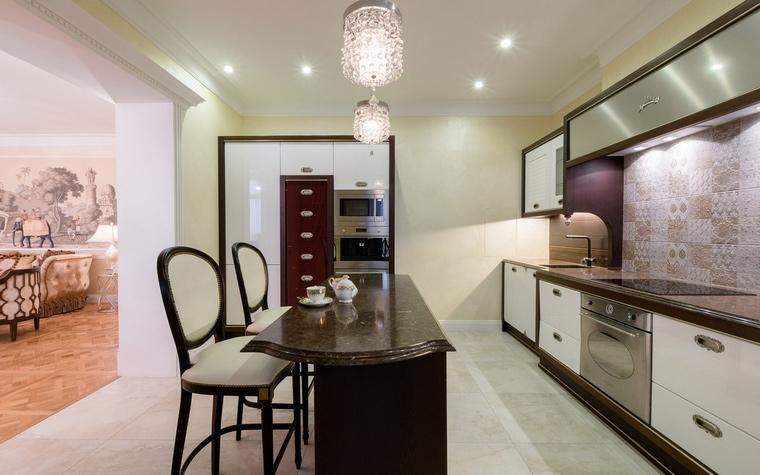 Фото № 53183 кухня  Квартира