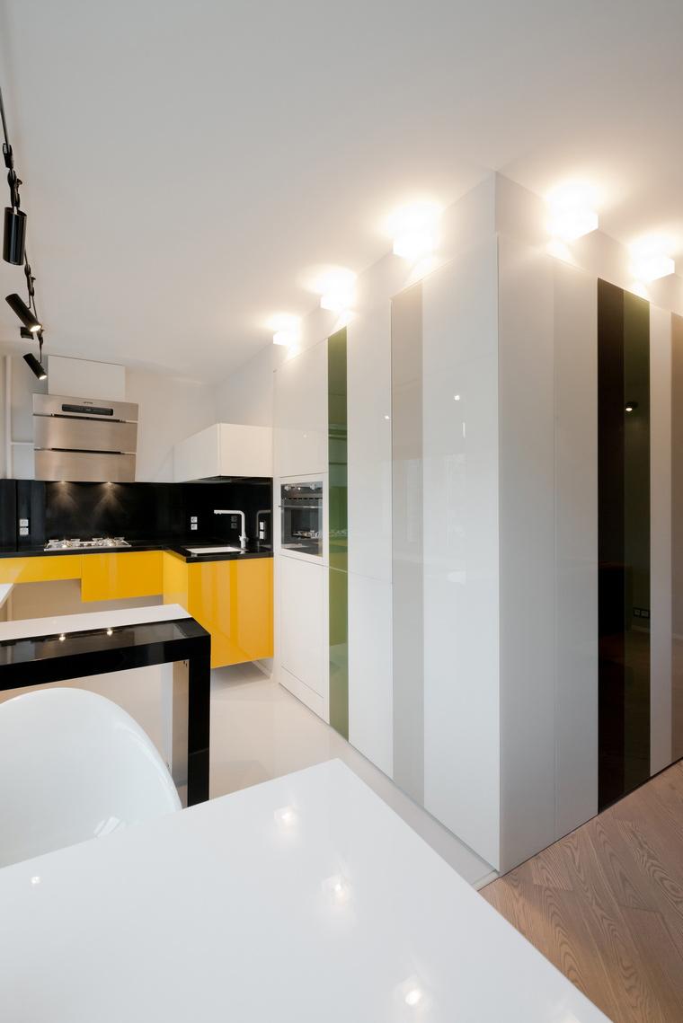 Квартира. кухня из проекта , фото №53252
