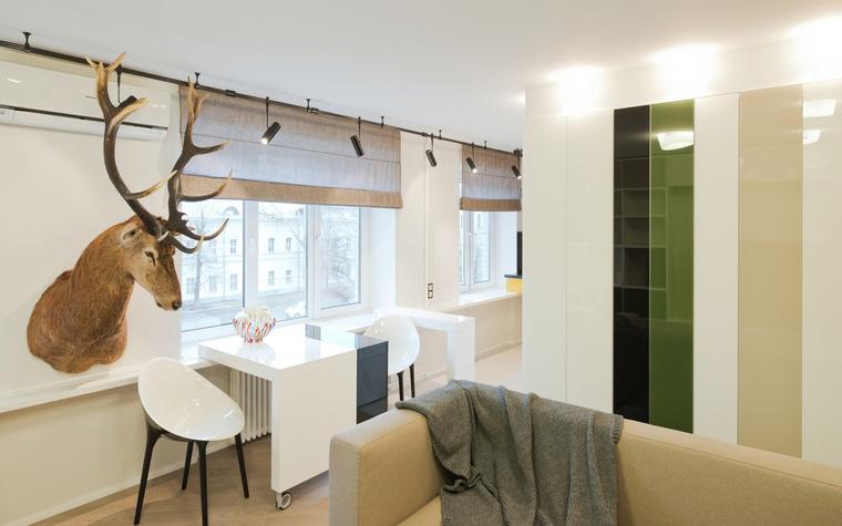 Квартира. гостиная из проекта , фото №53214