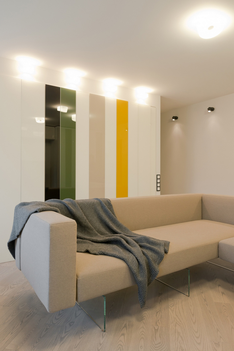 Квартира. гостиная из проекта , фото №53217