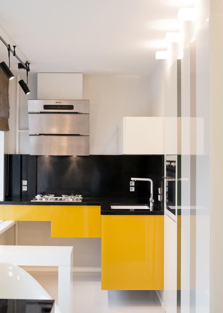 Квартира. кухня из проекта , фото №53253