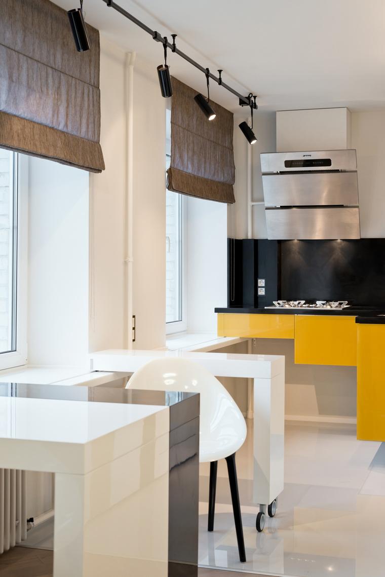 Квартира. кухня из проекта , фото №53254