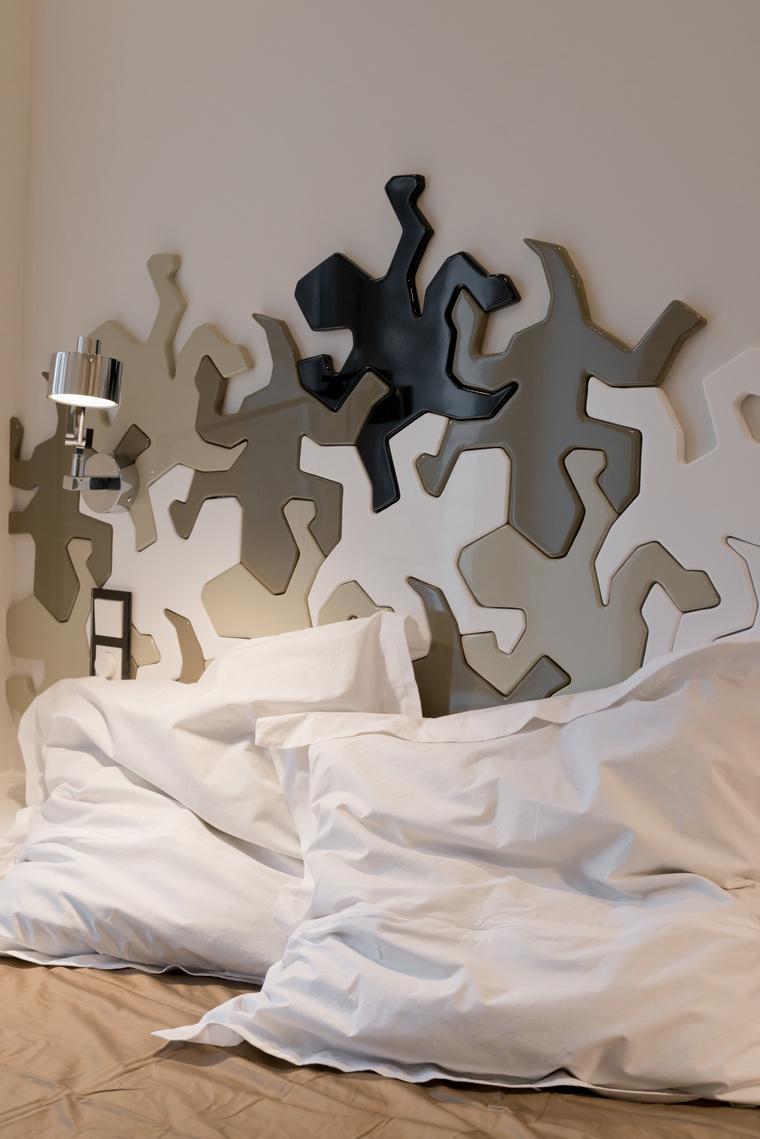 Квартира. спальня из проекта , фото №53232