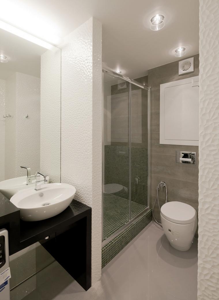 Квартира. ванная из проекта , фото №53235