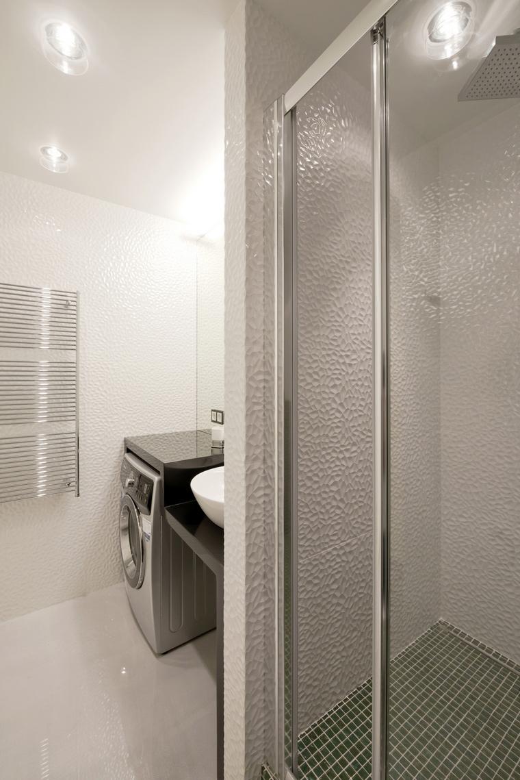 Квартира. ванная из проекта , фото №53236