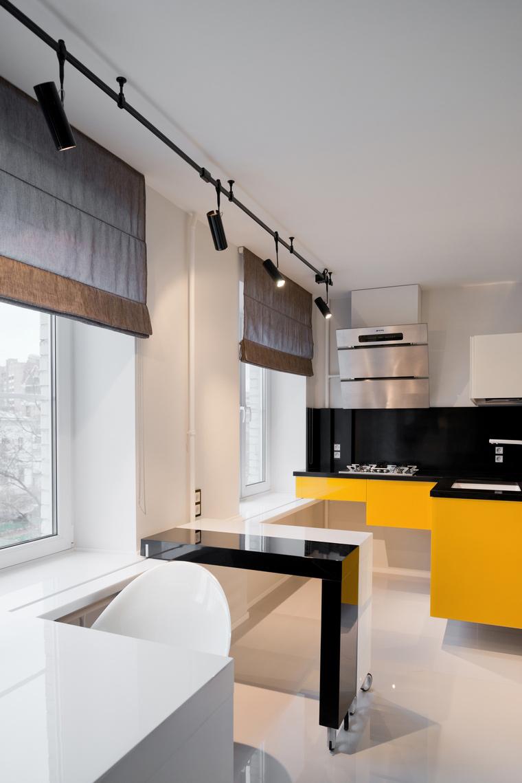 Квартира. кухня из проекта , фото №53257