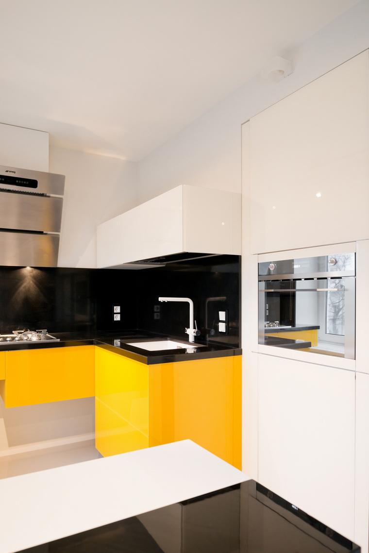 Квартира. кухня из проекта , фото №53250