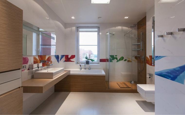 Фото № 53249 ванная  Квартира