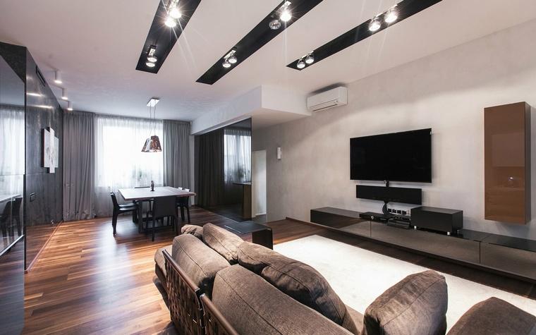 Фото № 53238 гостиная  Квартира