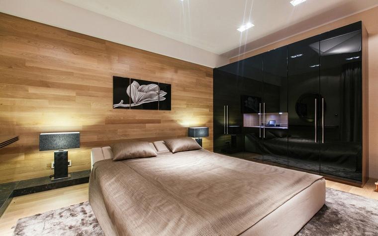 интерьер спальни - фото № 53245