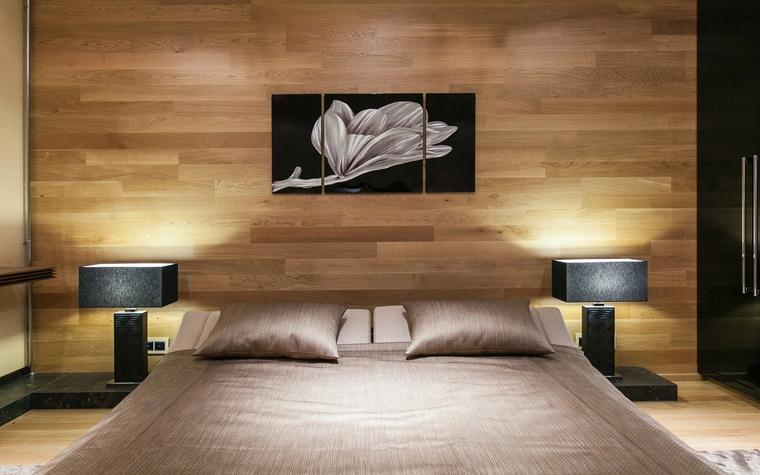 интерьер спальни - фото № 53246