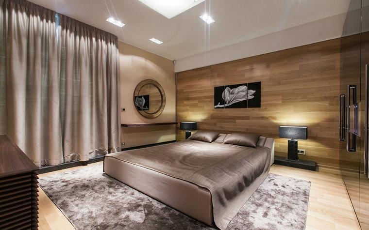 интерьер спальни - фото № 53247