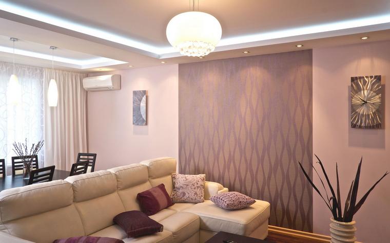 интерьер гостиной - фото № 53260