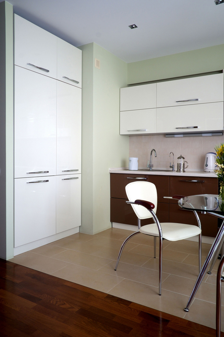 Квартира. кухня из проекта , фото №53261
