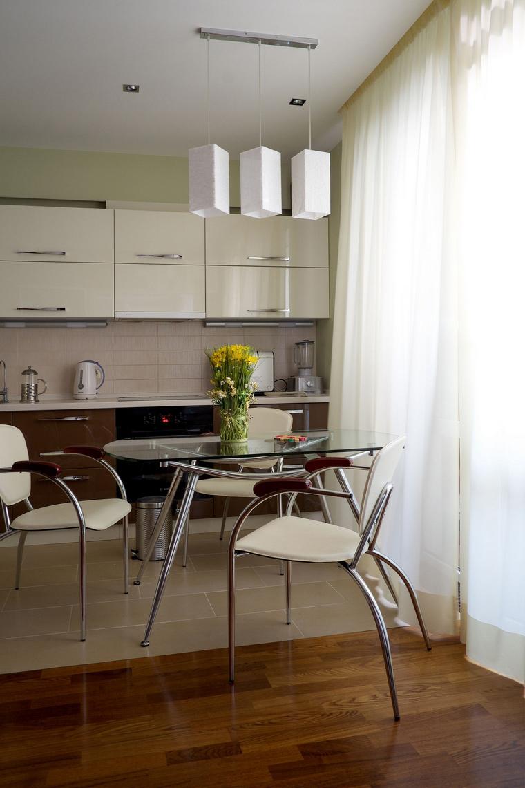 Квартира. кухня из проекта , фото №53262