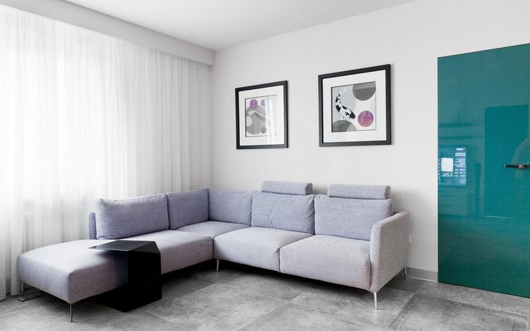 Фото № 53265 гостиная  Квартира
