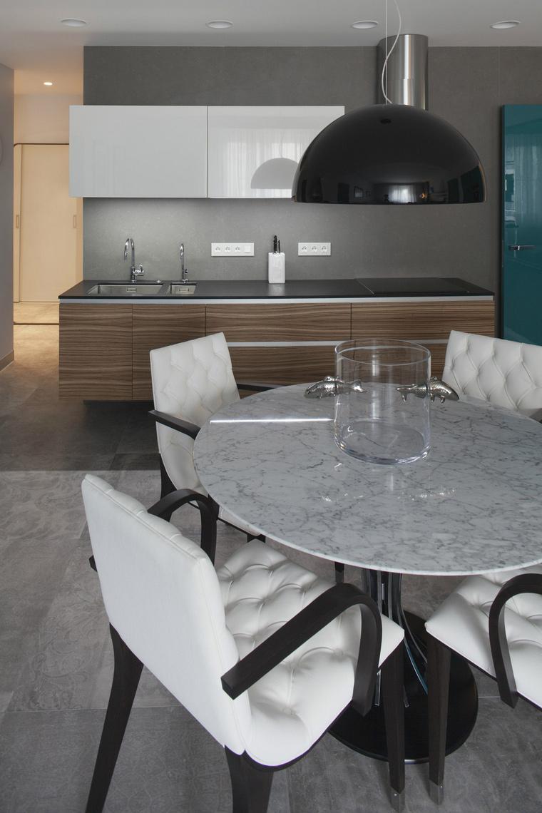 Фото № 53267 кухня  Квартира