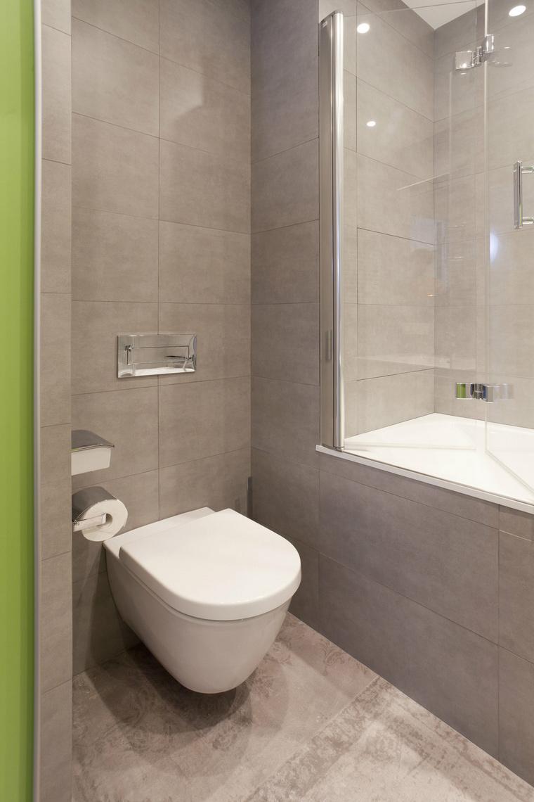 Фото № 53276 ванная  Квартира