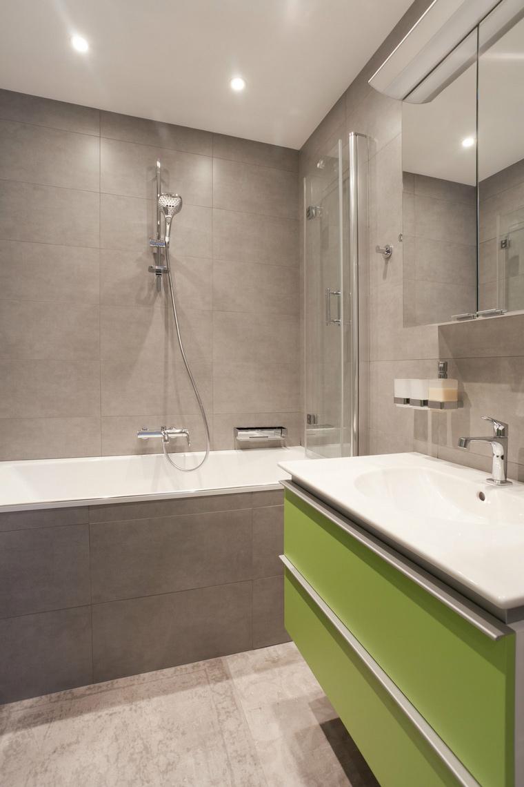 Фото № 53277 ванная  Квартира