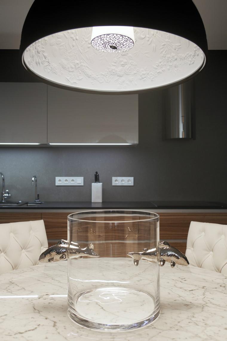 Фото № 53278 кухня  Квартира