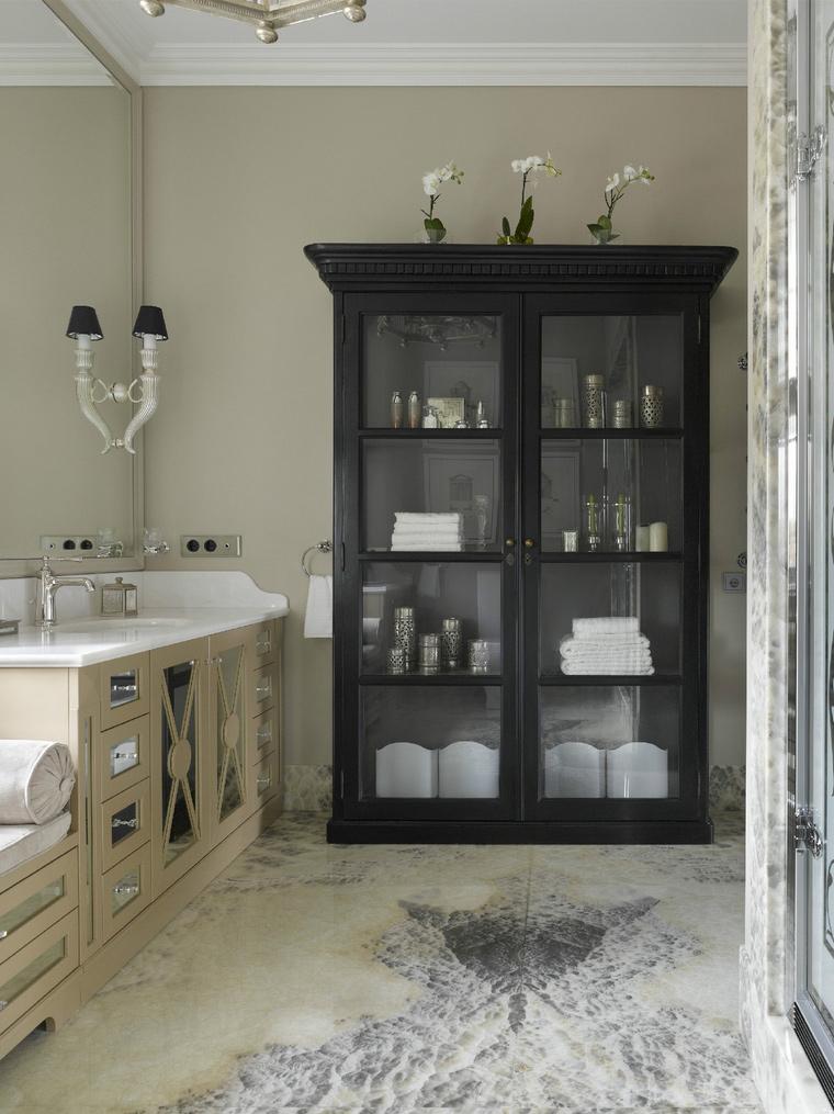 интерьер ванной - фото № 53292