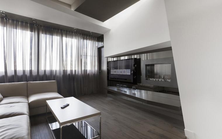интерьер гостиной - фото № 53321