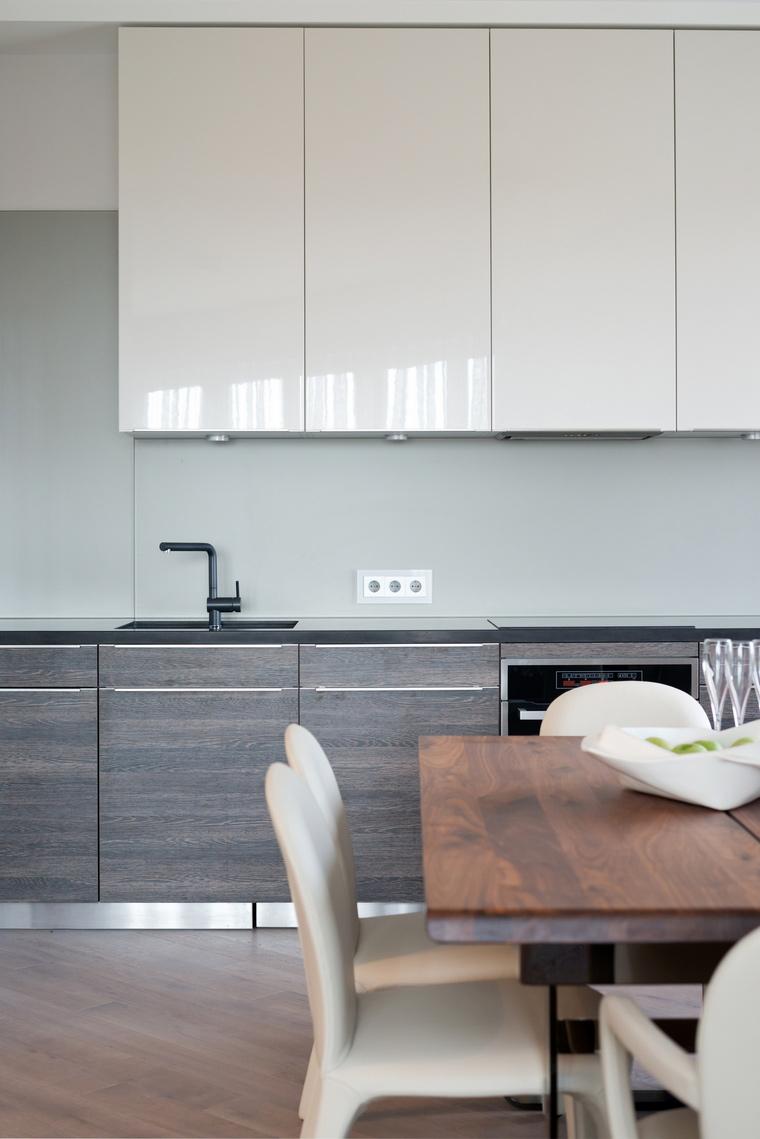 Фото № 53352 кухня  Квартира