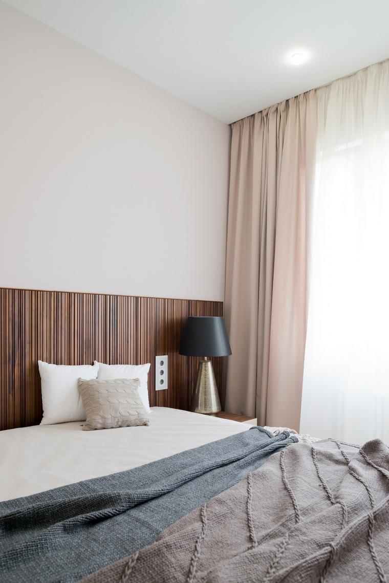 Фото № 53358 спальня  Квартира