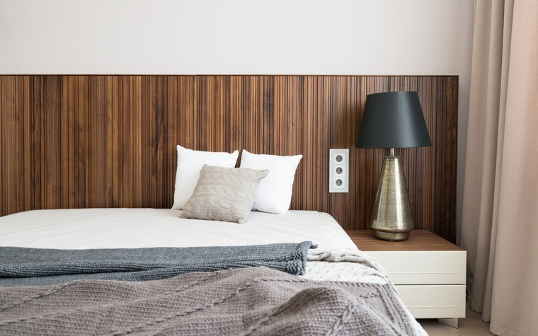 Фото № 53360 спальня  Квартира
