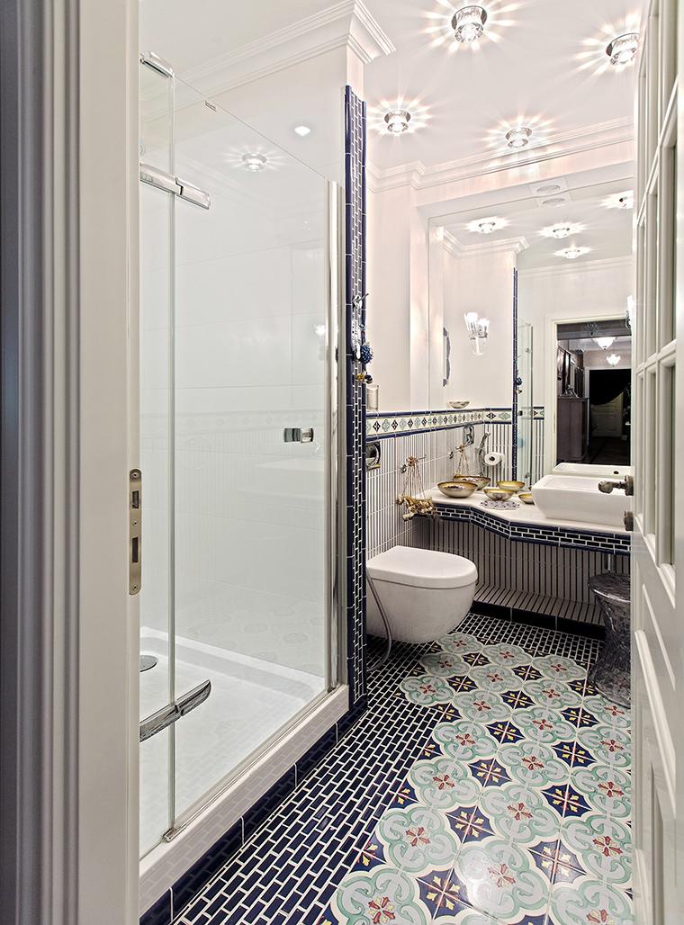 Фото № 53403 ванная  Квартира