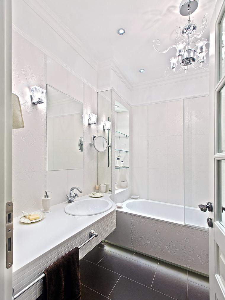интерьер ванной - фото № 53401