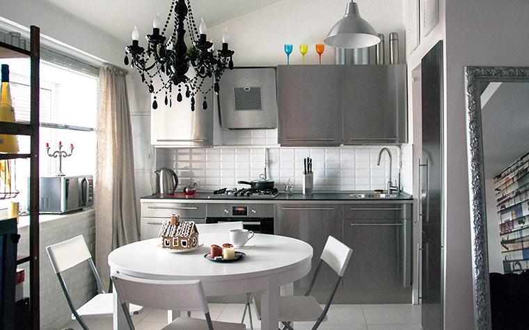 Фото № 53490 кухня  Квартира
