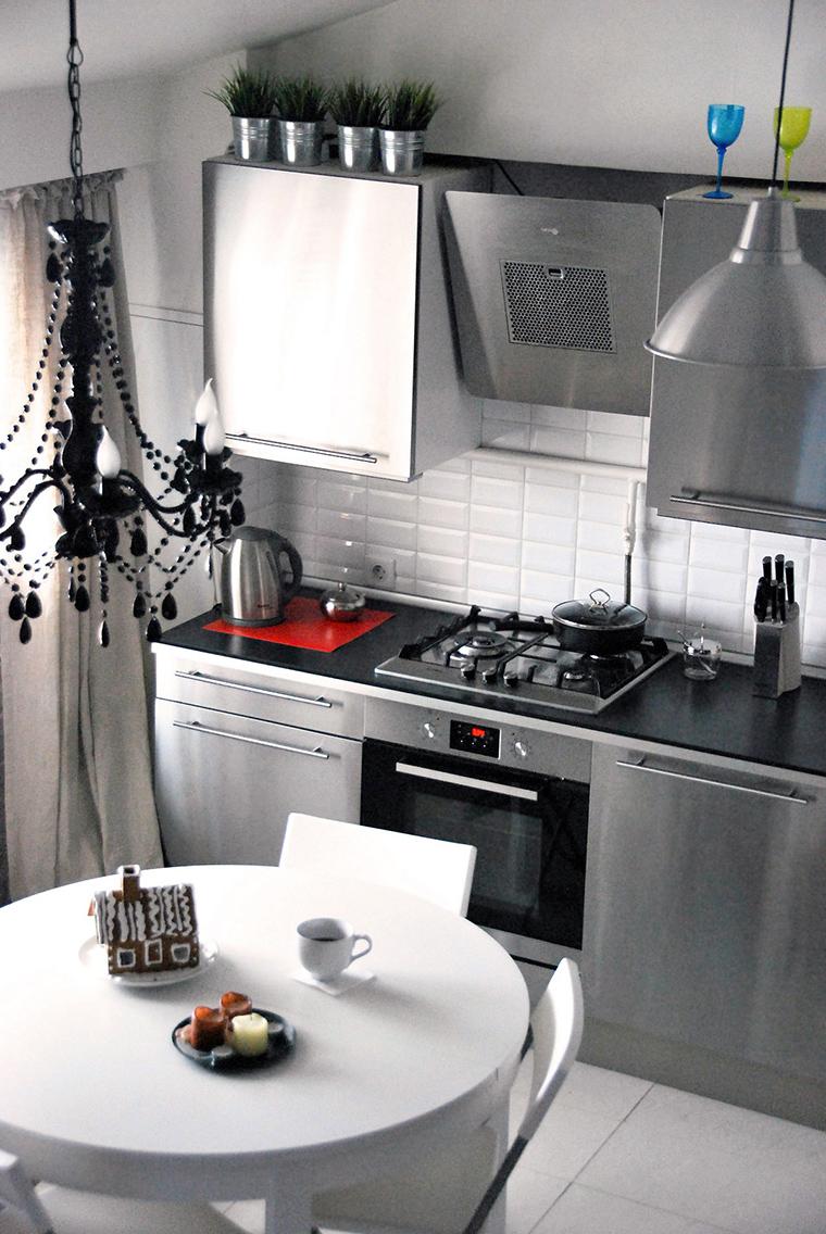 Фото № 53491 кухня  Квартира