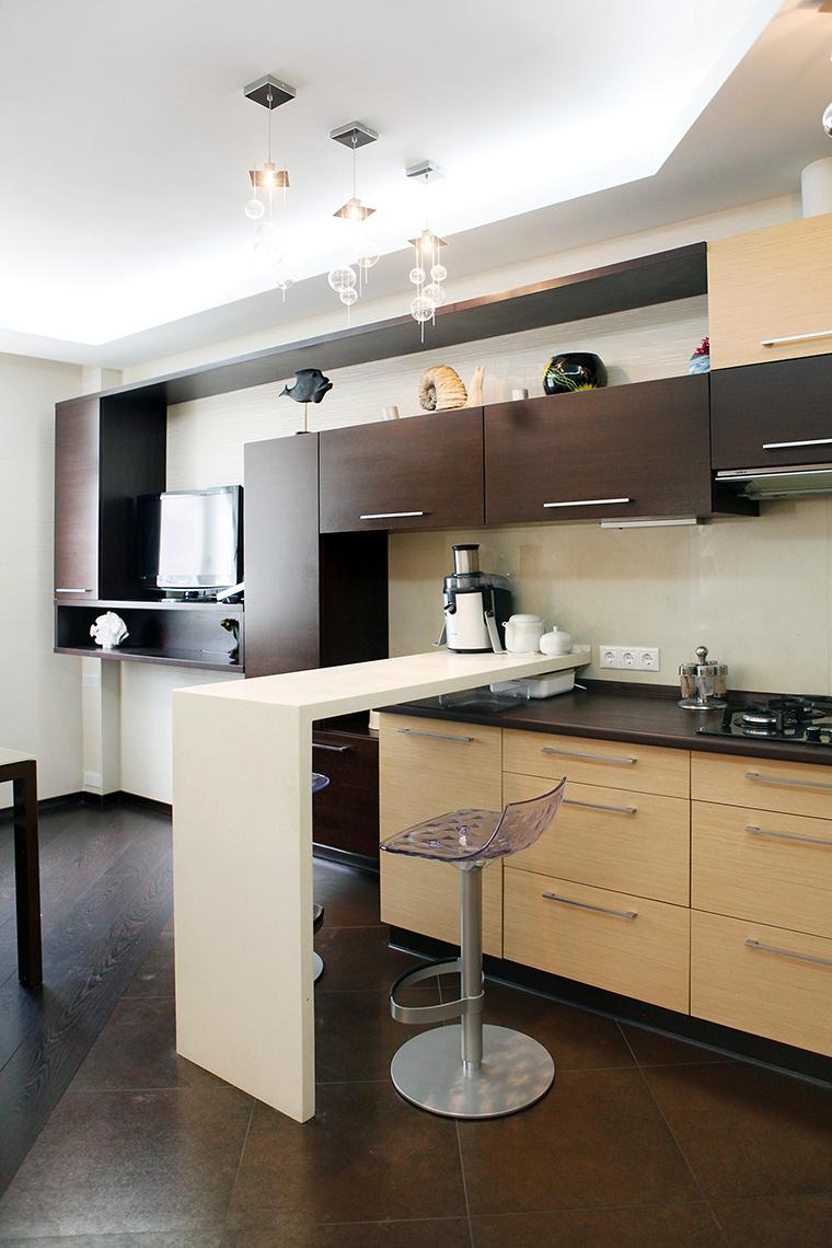интерьер кухни - фото № 53611