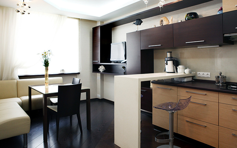 интерьер кухни - фото № 53612
