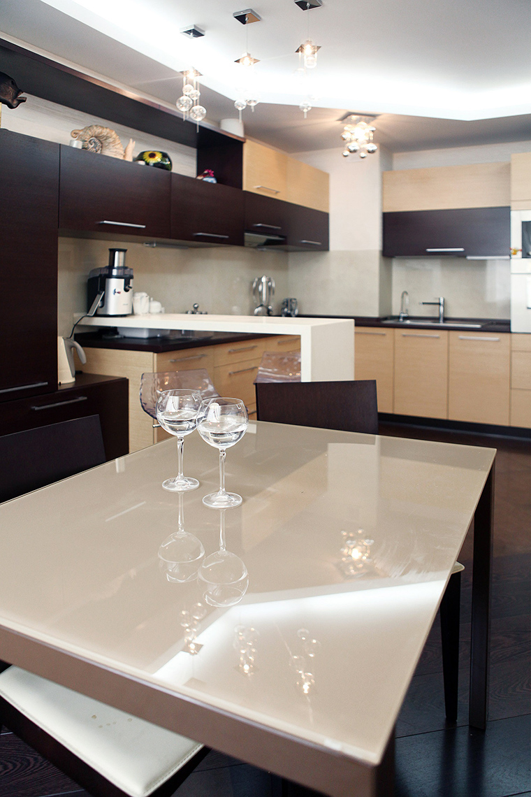 интерьер кухни - фото № 53614