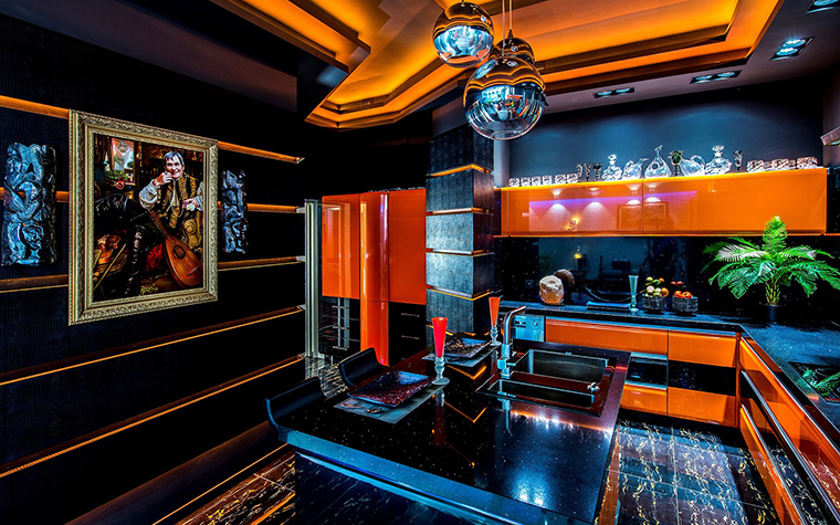 Фото № 53635 кухня  Квартира