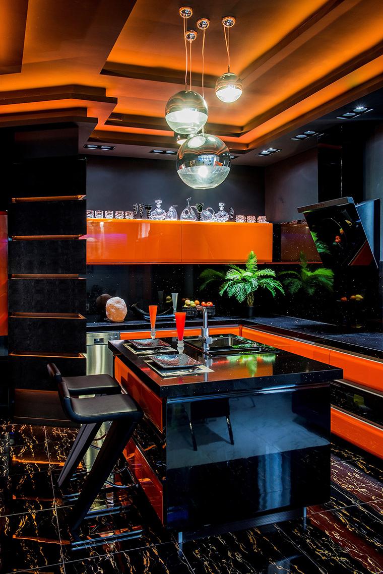 Фото № 53636 кухня  Квартира