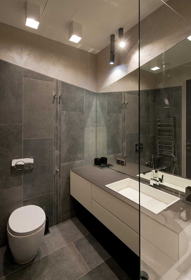 интерьер ванной - фото № 53730